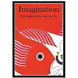 'Imagination' Framed Art Print
