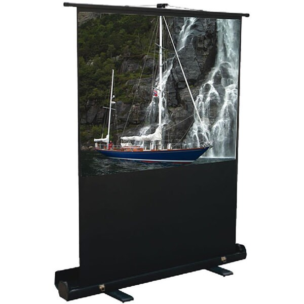 Mustang Portable 60-inch 4:3 Matte White Projector Screen