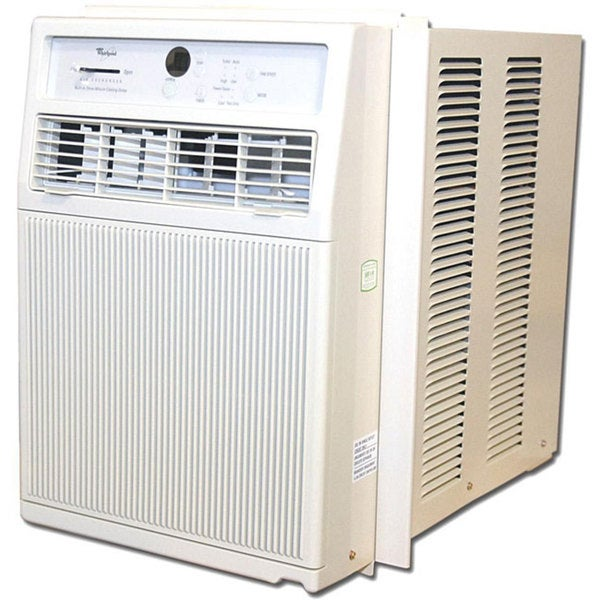 Whirlpool acs102pp 10 000 btu sliding window air for 12000 btu casement window air conditioner