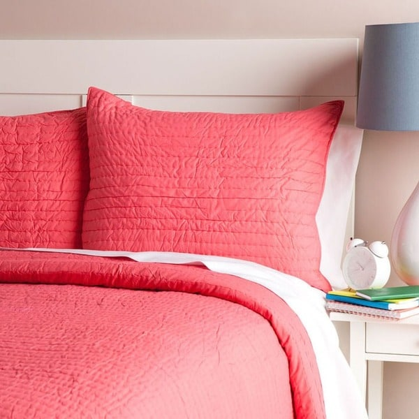 Brighton Twin Two-Piece Cotton Quilt Set