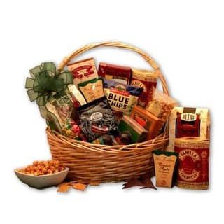 Great Temptations Crowd Pleaser Delectable Snack Gourmet Gift Basket|https://ak1.ostkcdn.com/images/products/4269239/P12254041.jpg?impolicy=medium