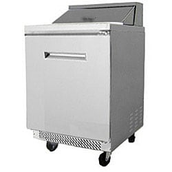 Fagor Commercial FST-27-8 8-pan Capacity Refrigerated Salad Table