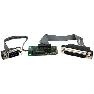 StarTech.com 1S1P Mini PCI Express Serial Parallel Card w/ 16950 UART