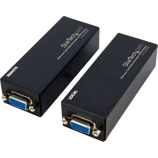StarTech.com VGA to Cat 5 Monitor Extender Kit (250ft/80m) - VGA Cat5