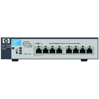 HP ProCurve 1810G-8 Gigabit Ethernet Switch