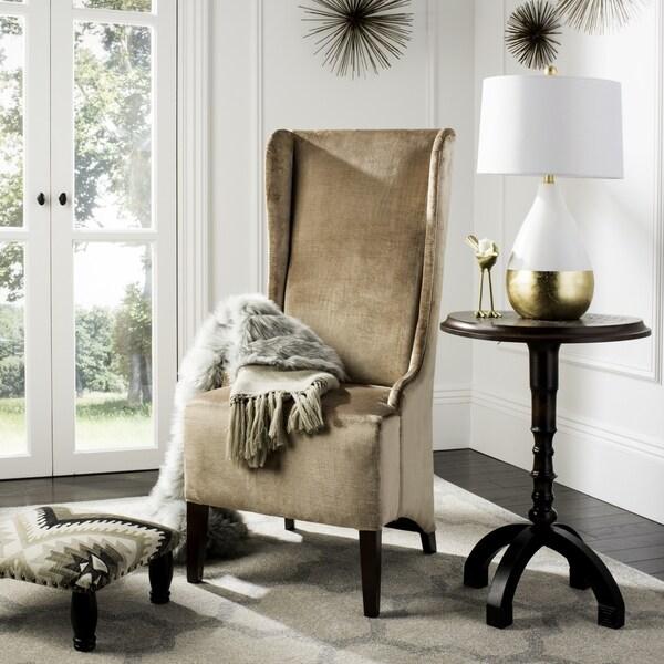 Safavieh En Vogue Dining Deco Bacall Velvet Dining Chair