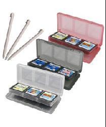 3 Game Card Cases + Stylus For Nintendo Dsi - Thumbnail 2
