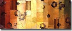 Aleah Koury 'Of This World VIII' Unframed Canvas Art - Thumbnail 2