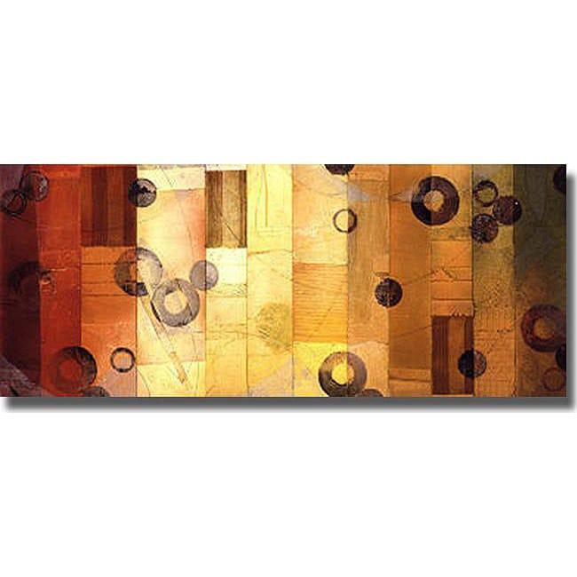Aleah Koury 'Of This World VIII' Unframed Canvas Art