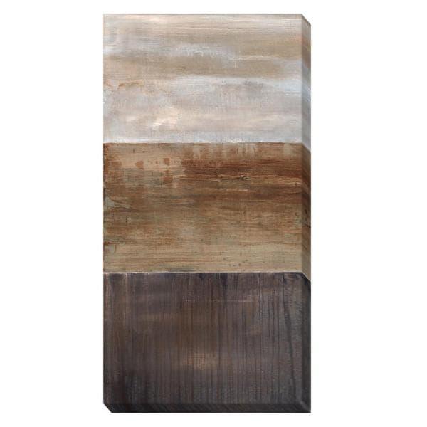 Heather Ross 'Foundation' Canvas Art