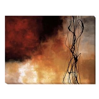 Laurie Maitland 'Autumn Song' Canvas Art
