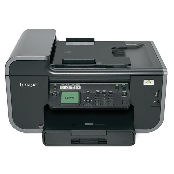 Lexmark Prevail Pro705 Inkjet Multifunction Printer ...