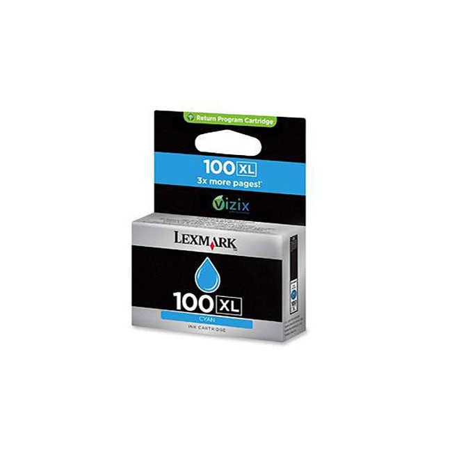 Lexmark No. 100XL Ink Cartridge (Pack of 1) - Thumbnail 0