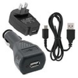 Insten USB Cable/ Car/ Home AC Charger for Nintendo DS Lite - Thumbnail 1