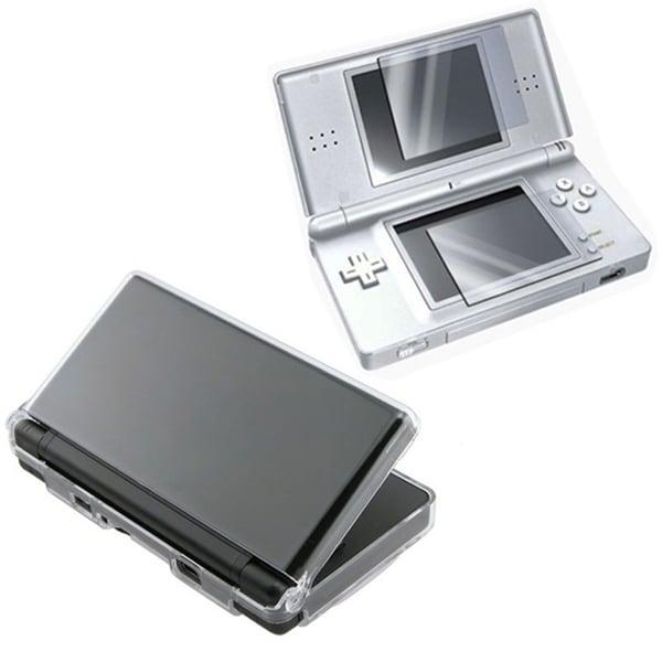 Insten Nintendo DS Lite Hard Case/ Screen Protector