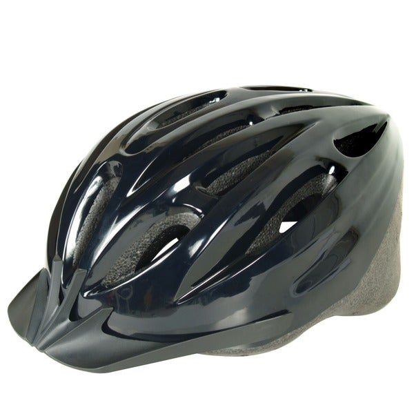 Adult Black Bicycle Helmet