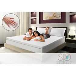 Sarah Peyton Soft Luxury 10-inch King-size Memory Foam Mattress