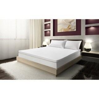 Sarah Peyton Soft Luxury 12-inch Queen-size Memory Foam Mattress
