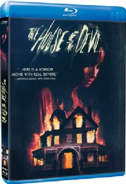 The House of The Devil (Blu-ray Disc)