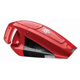 Dirt Devil BD10100 Gator 10.8 Volt Cordless Bagless Handheld Vacuum, Red