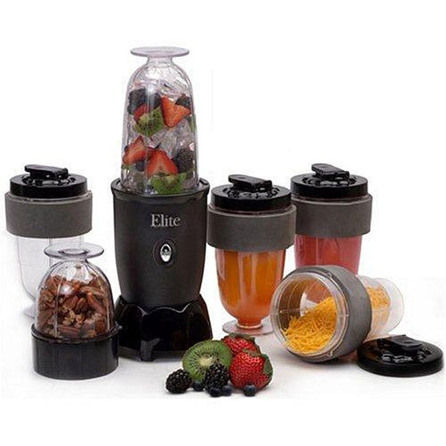 Maxi-Matic EPB-1800 Elite Blender/ Food Processor