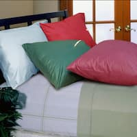 Cotton 250 Thread Count Pillowcases (Pack of 4)
