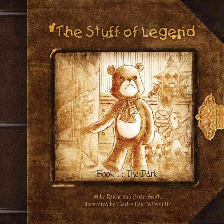 The Stuff of Legend: The Dark (Paperback)