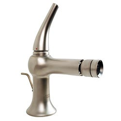 Hansgrohe Axor Terrano Satinox Single-handle Bidet Faucet