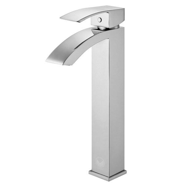 VIGO Duris Bathroom Vessel Faucet in Chrome