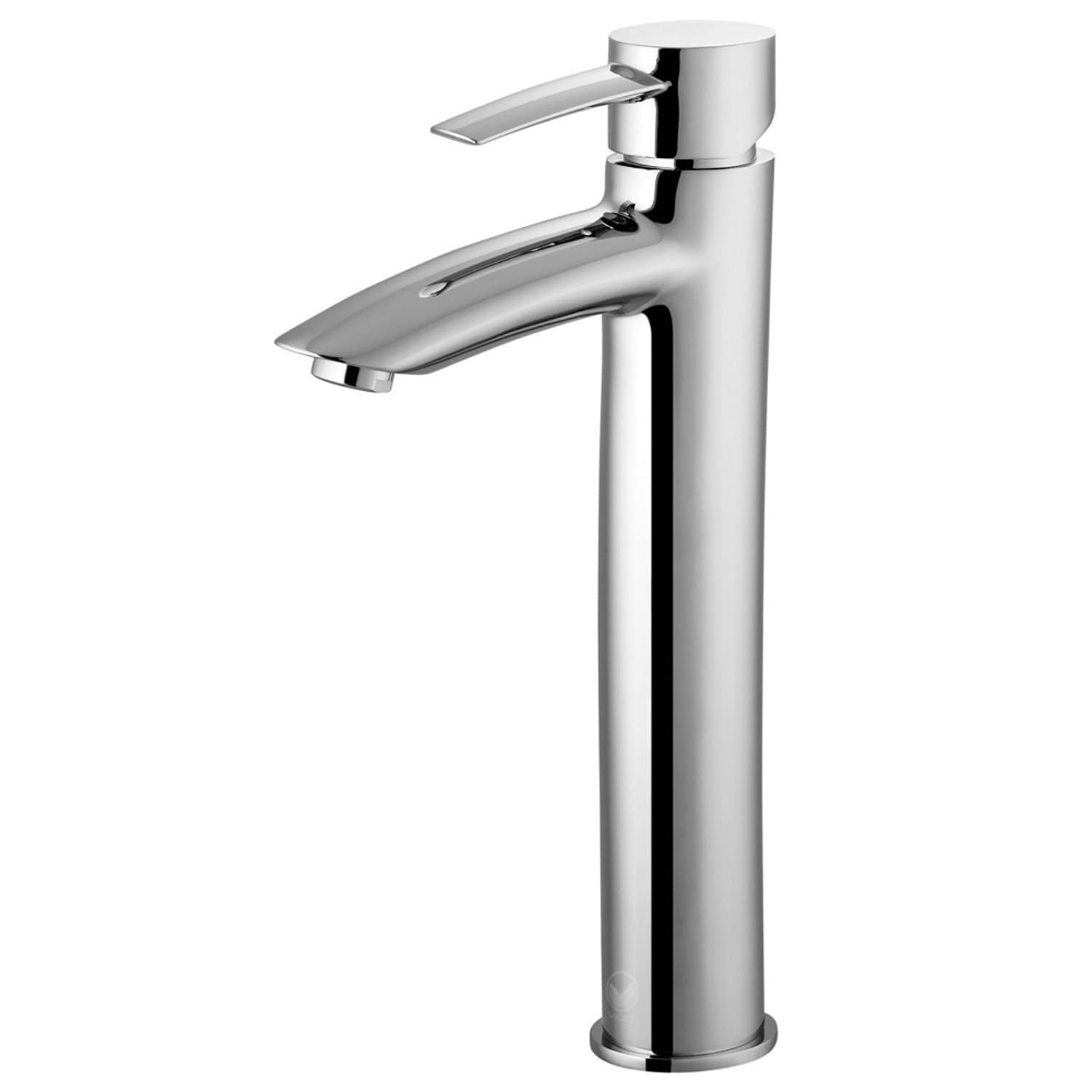 VIGO Shadow Bathroom Vessel Faucet in Chrome