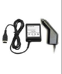 Insten AC Wall/ Car Charger For Nintendo Gameboy Advance SP