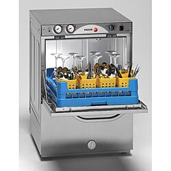 Commercial dishwasher undercounter