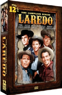 Laredo The Complete Series (DVD)