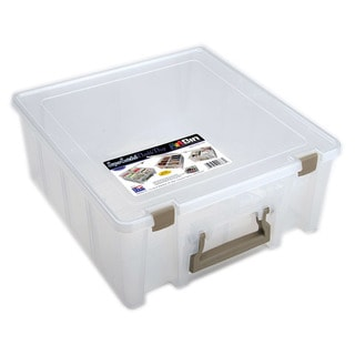 ArtBin Double Deep Translucent Super Satchel
