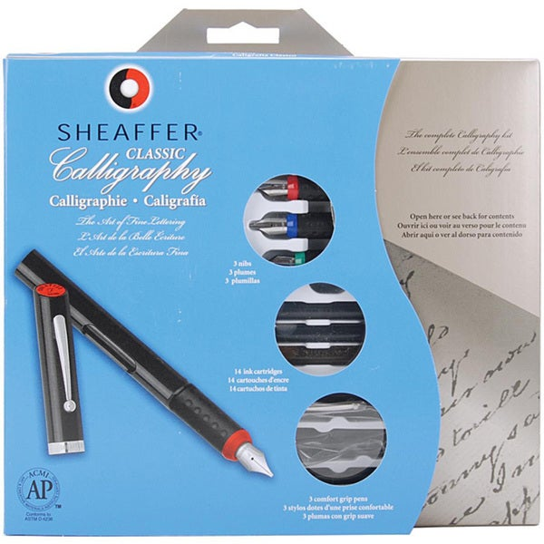 Sheaffer Classic 21-piece Calligraphy Kit