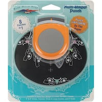 Blue Hill Studios Flower Garden Magnetic Multi-shaper Punch