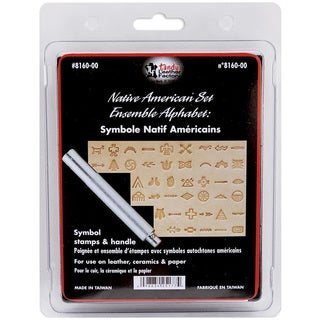 Native American Symbols Stamp Set