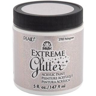 Folk Art Extreme 5-oz Hologram Glitter Paint
