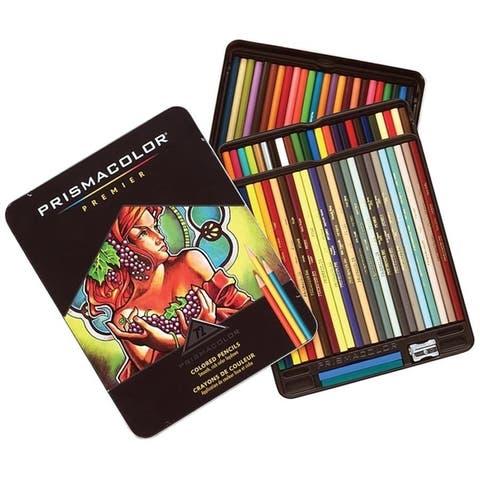 Prismacolor Premier 72-piece Colored Pencil Set