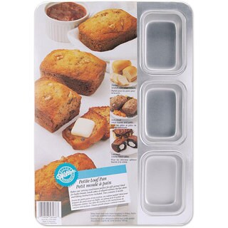 Wilton 9-cavity Petite Loaf Pan