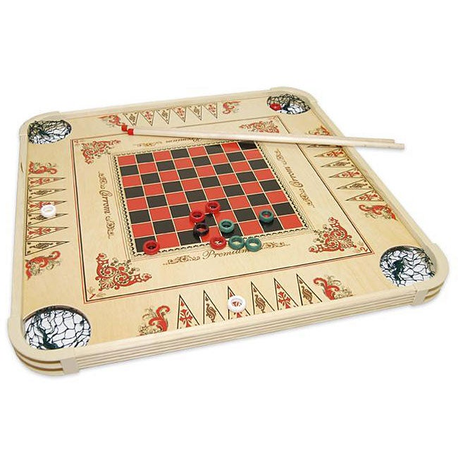 Carrom game board free shipping today for 12 foot craps table for sale