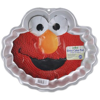Wilton Elmo Novelty Cake Pan