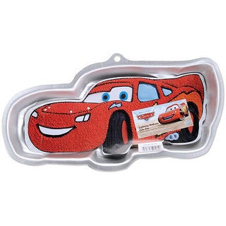 Wilton Lightning McQueen Novelty Cake Pan