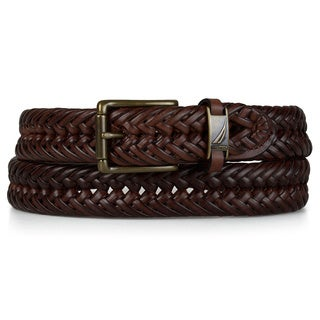 Nautica Men's Braided Belt