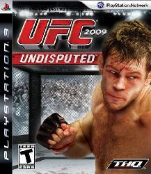 PS3 - UFC 2009 Undisputed (Pre-Played)