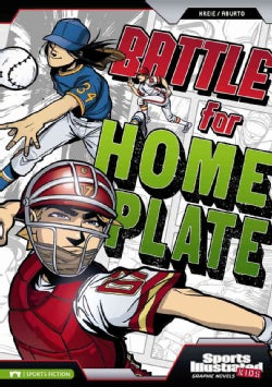 Battle for Home Plate (Hardcover)