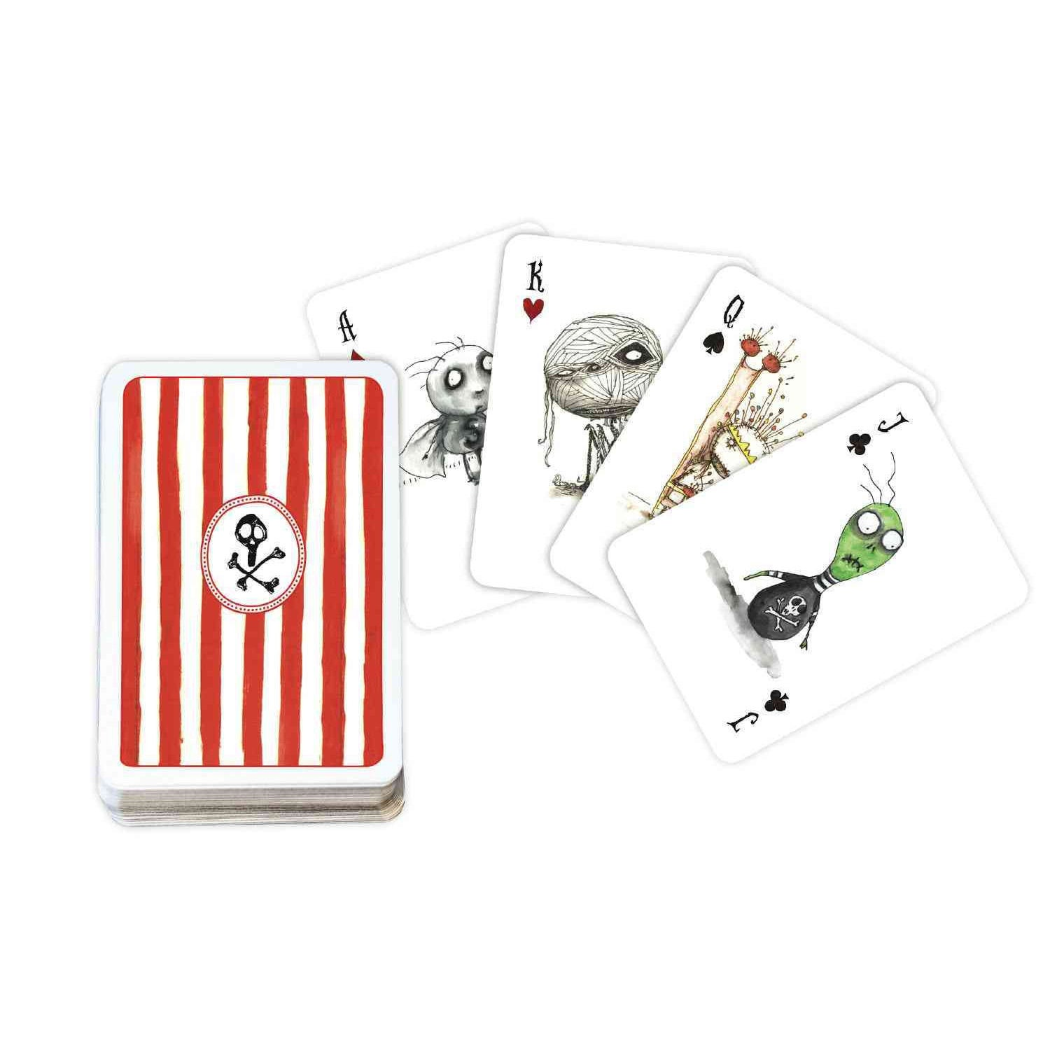 Tim Burton Playing Cards (Cards)