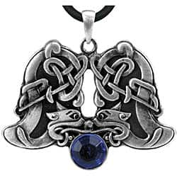 Pewter Blue Austrian Crystal Celtic Animal Necklace|https://ak1.ostkcdn.com/images/products/4285192/Pewter-Blue-Austrian-Crystal-Celtic-Animal-Necklace-P12266844.jpg?impolicy=medium