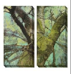 Gallery Direct Sara Abbott 'Auspicious' Oversized Canvas Art Set