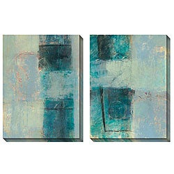 Gallery Direct Jane Bellows 'Mind's Eye' Oversized Canvas Art Set